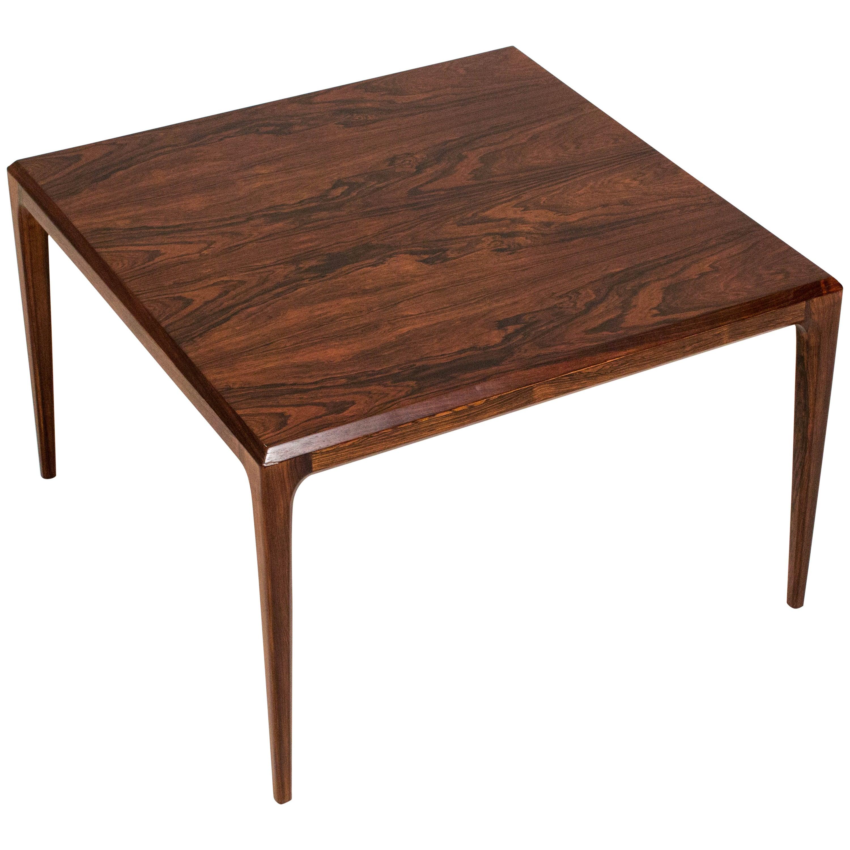 Elegant Mid-Century Modern Coffee Table by Johannes Andersen, 1960s