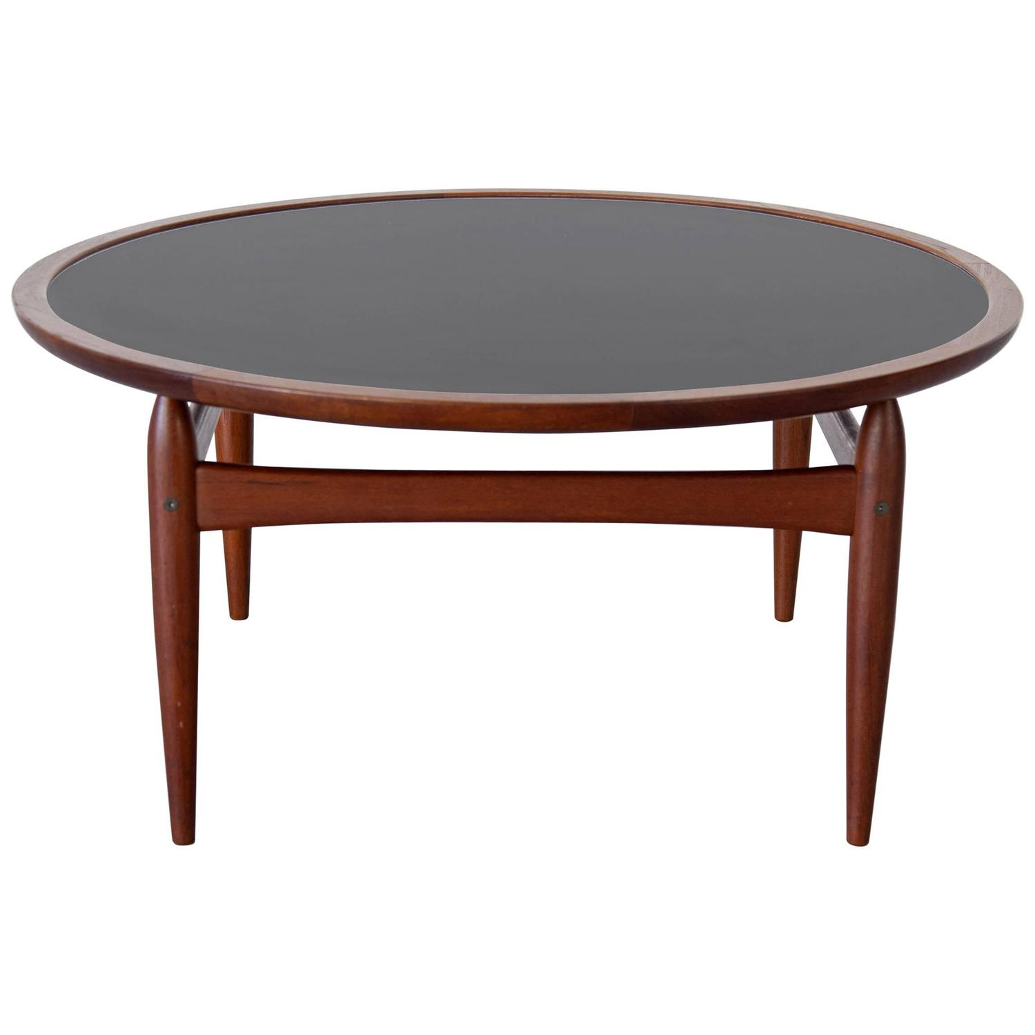 Kurt ˜stervig Teak Coffee Table with Reversible Top Made by Jason