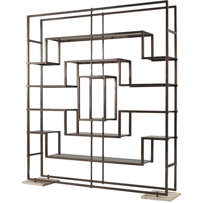 Romeo Rega Graphical Room Divider 1