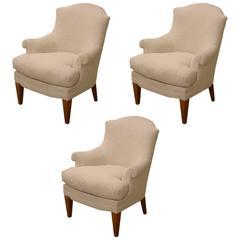 Jansen Club Chairs