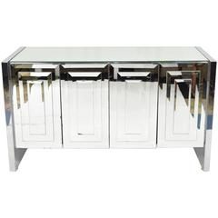 Mirrored Sideboard/Cabinet by Ello