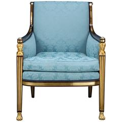 19th Century Regency Armchair