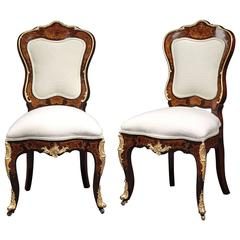 Louis XV Style Side Chairs
