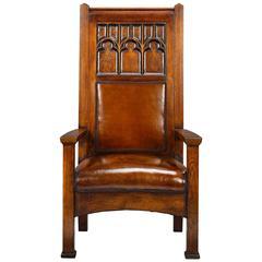 Gothic Revival Armchair