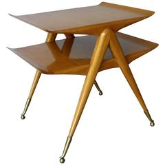 Side Table attributed to Ico and Luisa Parisi, 1952-1954