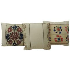 Turkish Embroidery Pillows