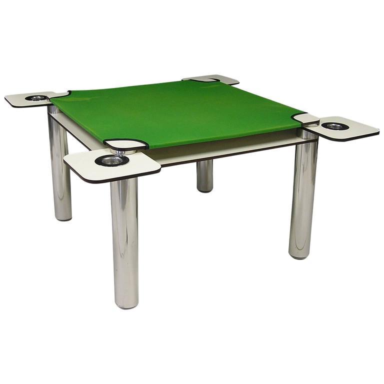 Joe's poker tables