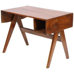 Pierre Jeanneret Office Solid Desk