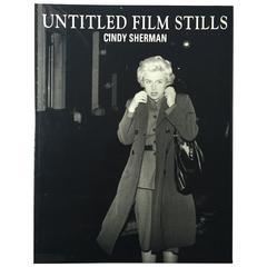 """Cindy Sherman - Untitled Film Stills"" Book"