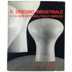 Gillo Dorfles – Il Disegno Industriale: Sua Estetica Book