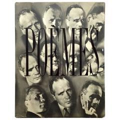 """Jean Genet """"Poèmes,"""" 1948"""