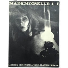 Mademoiselle 1 + 1:  Marcel Veronese & Jean-Claude Peretz First Edition 1968