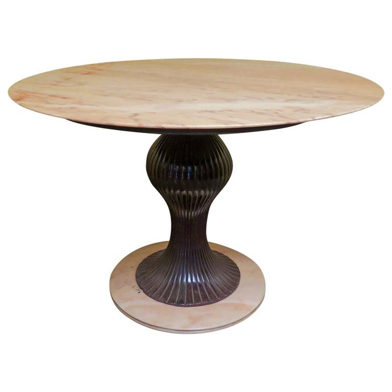 Pedestal Table Osvaldo Borsani