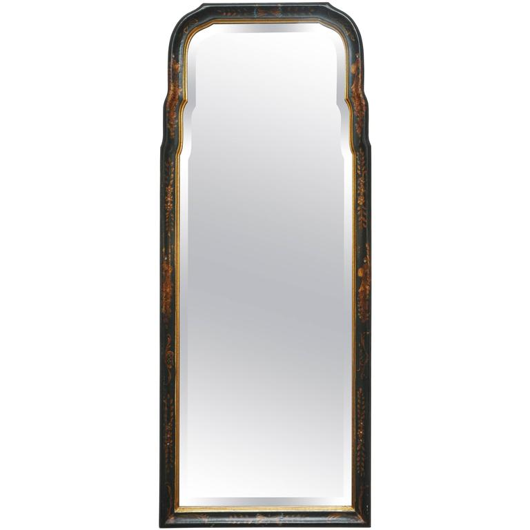 asian inspired beveled mirror for sale at 1stdibs