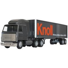 Vintage Knoll Furniture Toy Truck