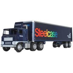 Vintage Steelcase Furniture Toy Truck