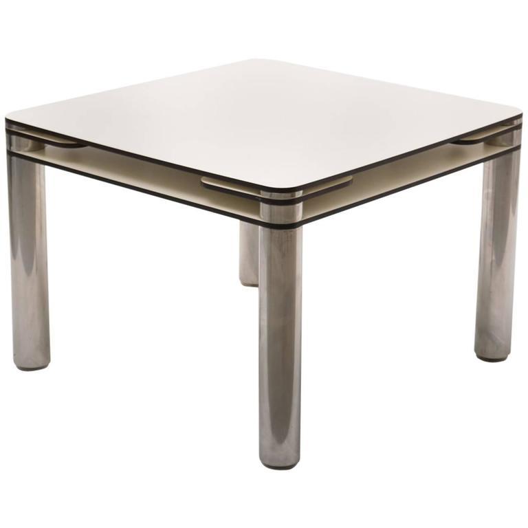 Joe colombo poker table