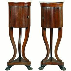 Charles X Pair of Bedsides