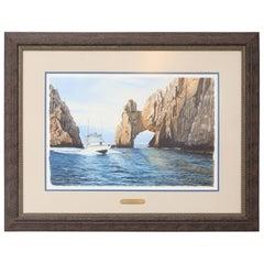 Les McDonald, Jr. Painting
