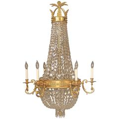 Stunning Late 19th Century Russian Style Chandelier