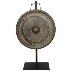 Bronze Laotian Gong