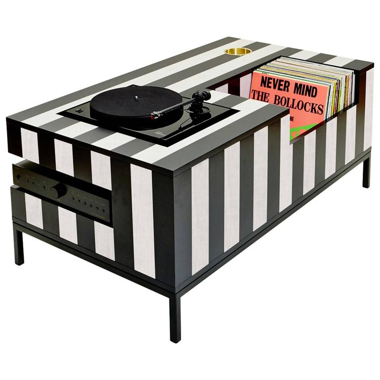 kick back cocktail table by atocha design for sale at 1stdibs. Black Bedroom Furniture Sets. Home Design Ideas