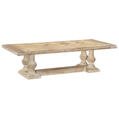 Distressed Dining Table