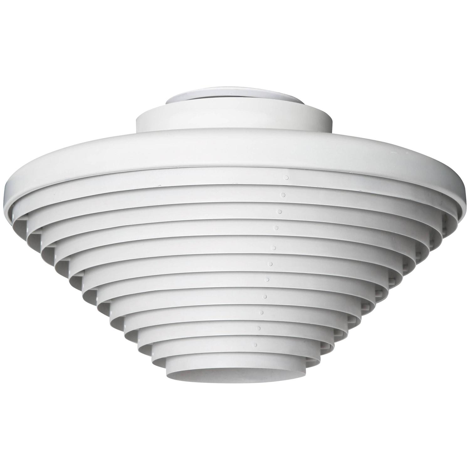 Alvar Aalto A622 Ceiling Light. Rare First Valaistustyo Edition, Finland,  1950s For Sale At 1stdibs