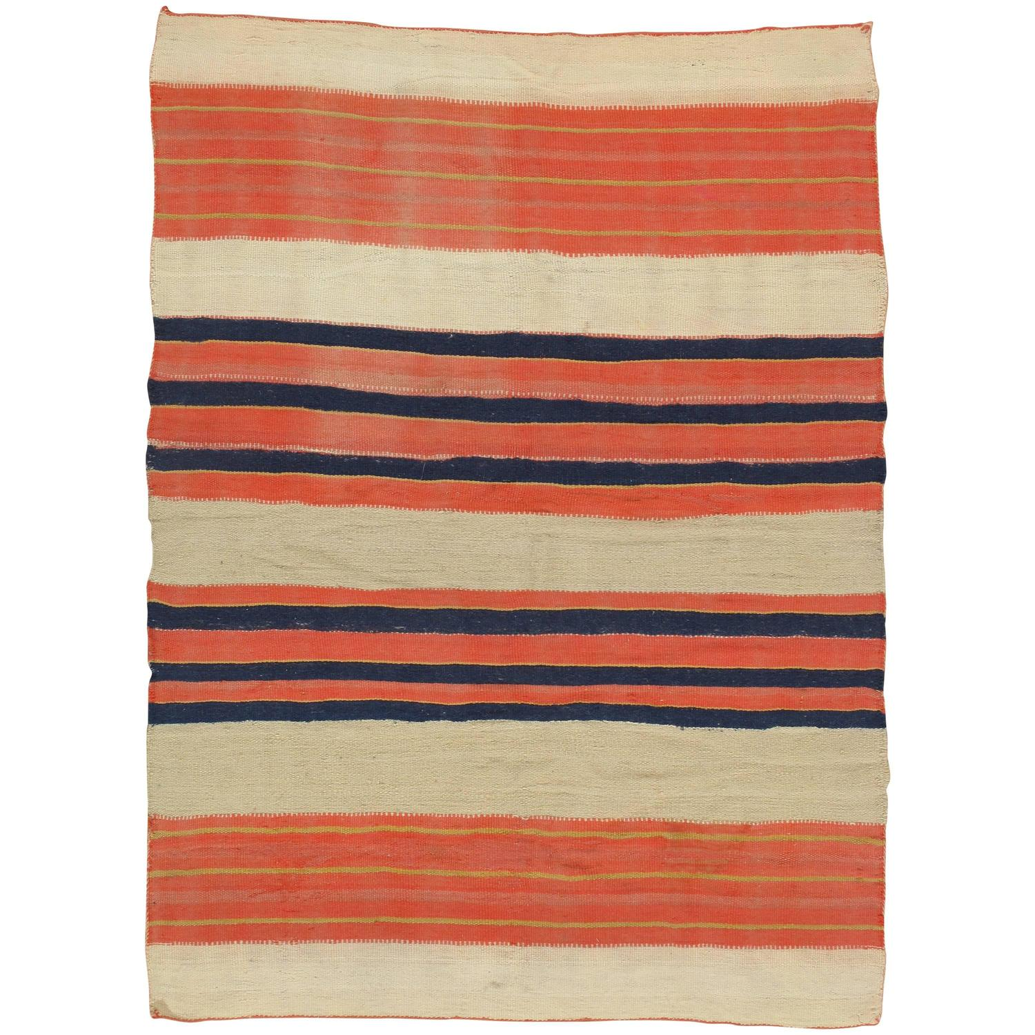 Antique Navajo Blanket For Sale At 1stdibs
