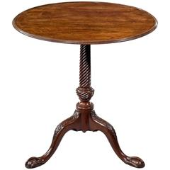Tilt-Top Table