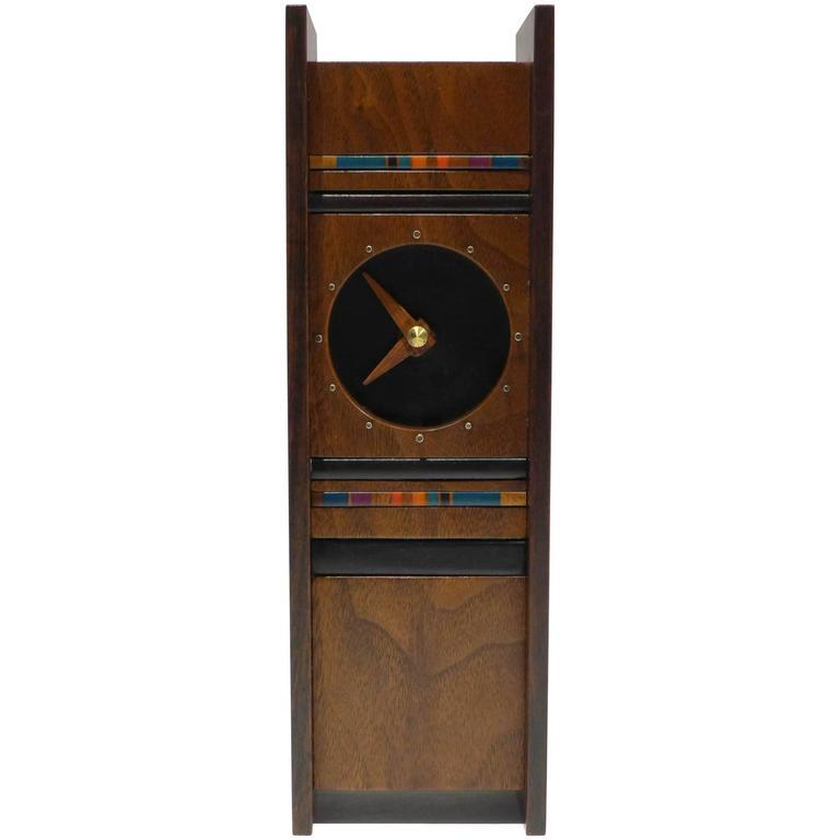 Robert McKeown Table Clock