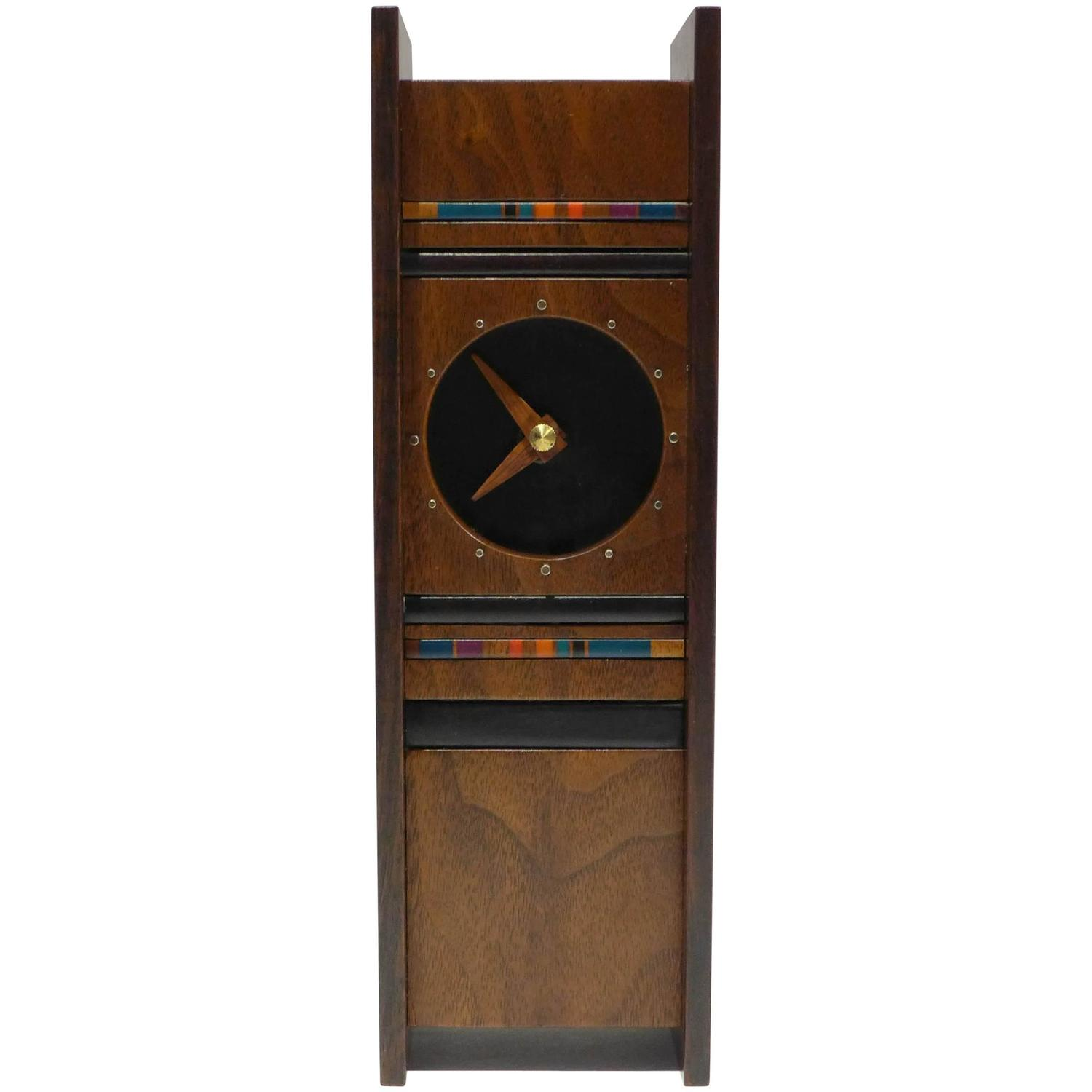 Robert Mckeown Table Clock For Sale At 1stdibs