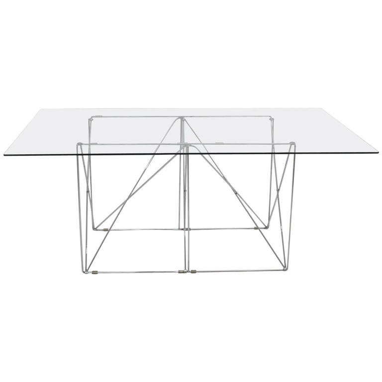 Dining Table by Max Sauze, France, circa 1970