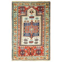 Fine Kazak Prayer Rug