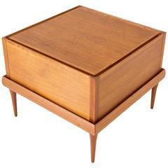 H. W. Klein for Bramin Møbler Table-Mounted Storage