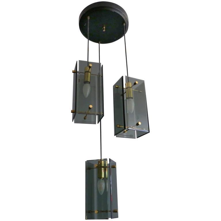 Italian Three-Light Pendant