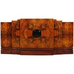 Art Deco Sideboard in the Style of Maison Mercier