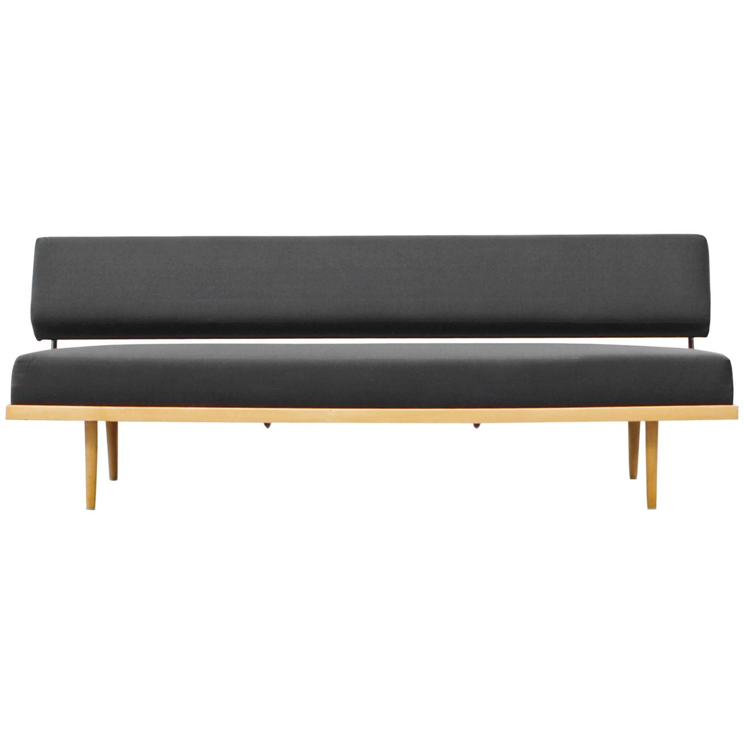 Daybed Sofa by Florence Knoll for Knoll International 1958 at