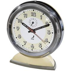 Giant Art Deco Display Alarm Clock by JAZ S.A