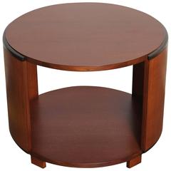 Original Gilbert Rohde Mansonia Group Cocktail Table for Herman Miller