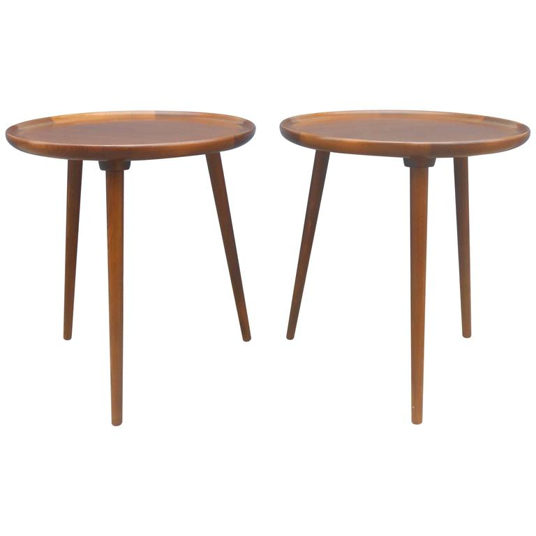 Danish modern end tables coffee table olympus digital for Cheap modern end tables