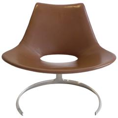 Fabricius and Kastholm Scimitar Chair