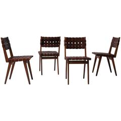 Jens Risom Side Chairs