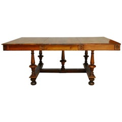 17th Century Louis XIII Period Oak Refectory Dining Table