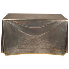Galvanized Steel Console by John Dickinson