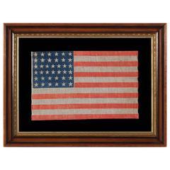 38 Star Colorado Statehood Flag