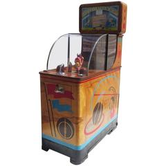 1947 Chicago Coins' Basketball Champ Arcade Game