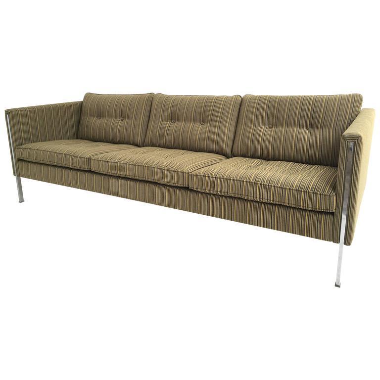 Pierre Paulin 442/3 Sofa for Artifort, 1962 in Sophisticated De Ploeg Upholstery