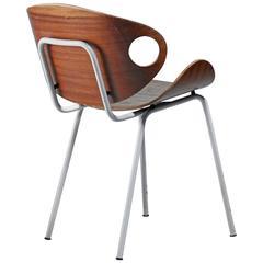 Olof Kettunen Chair for Merivaara, Finland, 1950s