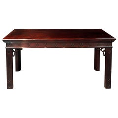 Antique Chippendale Side Table by Butler of Dublin